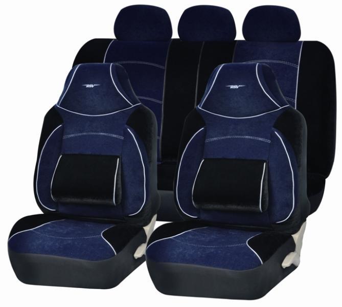Авточехлы на сидения Torneo (синий)