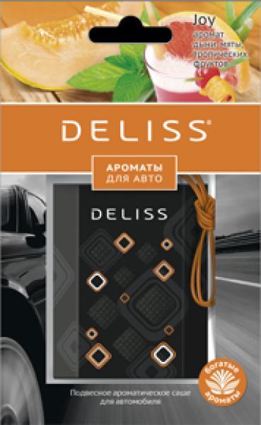 Ароматизатор подвесной (саше) Deliss Joy