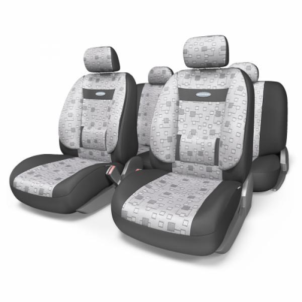 Авточехлы на сидения Comfort с ортопедической поддержкой, ЭЛЕМЕНТ