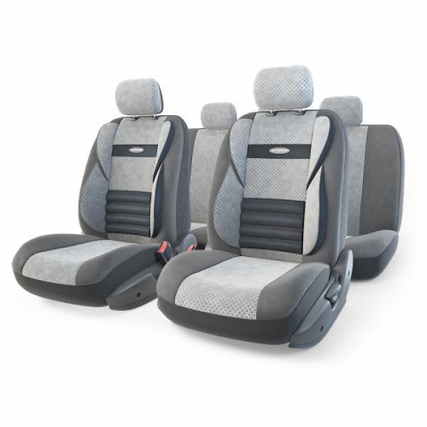 Авточехлы на сидения Comfort-Combo с ортопедической поддержкой