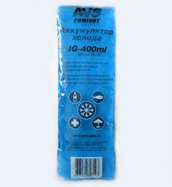 Аккумулятор холода IG-400
