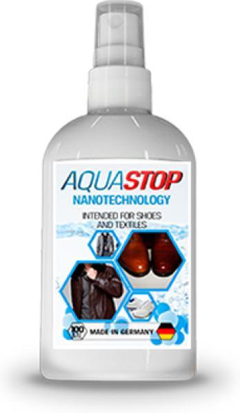 Нанопокрытие AquaStop (для обуви и одежды )