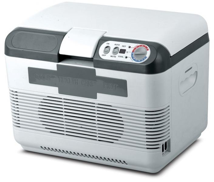 Авто-холодильник (термоконтейнер) CC-15WBС 15л 12V/24V/220V