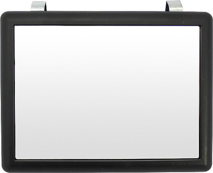 Зеркало внутрисалонное 110х150 мм дополнительное на солнцезащитный козырёк