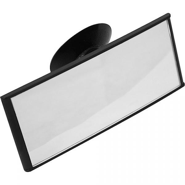 Зеркало внутрисалонное 56х134 мм дополнительное на присоске прямоугольное