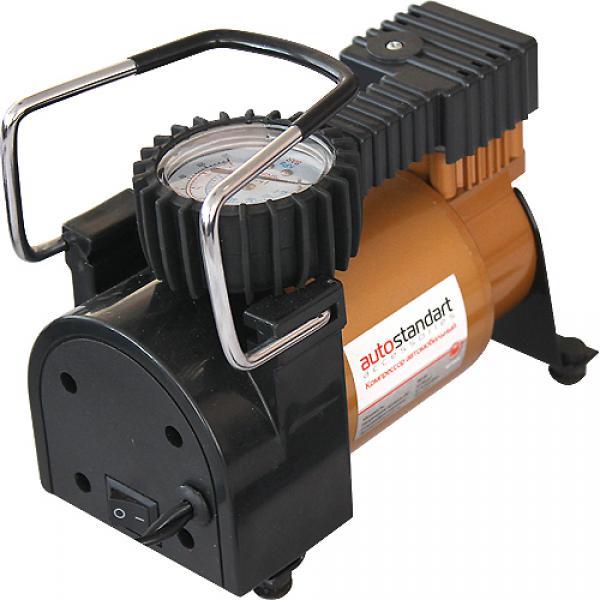 Компрессор TORNADO (AC580) в прикуриватель, 110W, 30л/мин