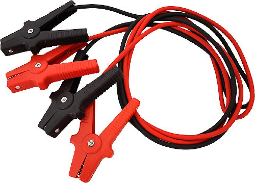 """Провода для """"прикуривания"""" PROFESSIONAL, t до -50С, d=8 мм, длина 2.5 м, 200 А (в сумке)"""