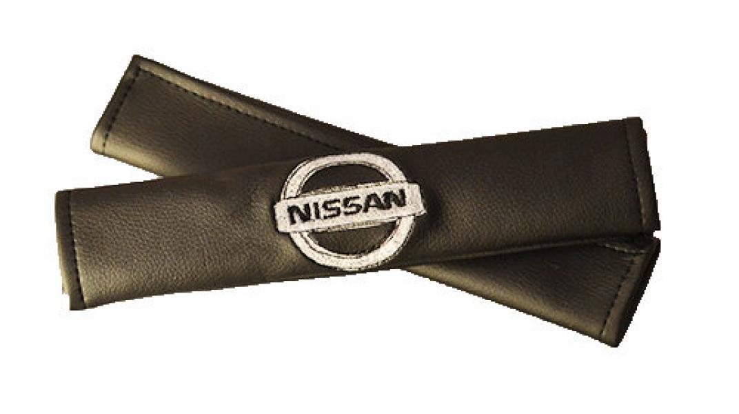 Подушки для ремней безопасности NISSAN (2шт)