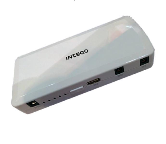 Пуско-зарядное устройство аварийного питания INTEGO (12000мАч)