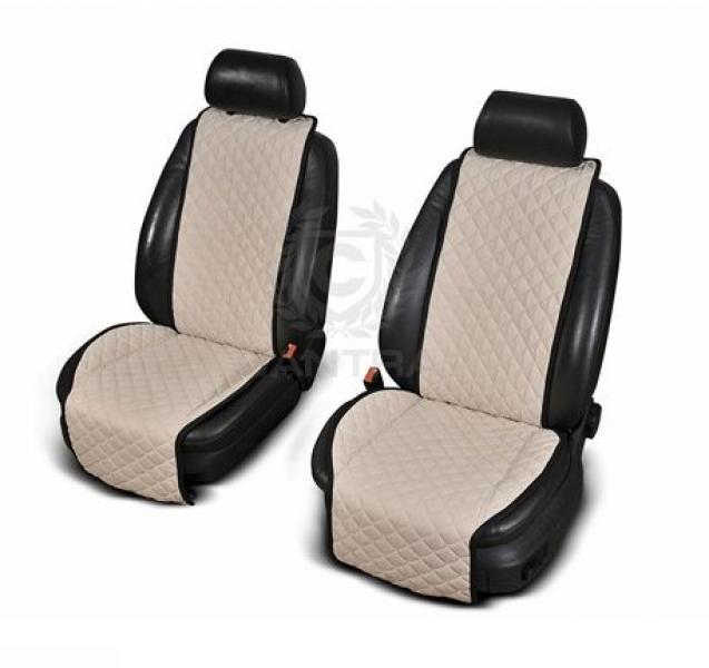 """Накидки на сиденье автомобиля """"CANTRA"""" (2 шт)"""
