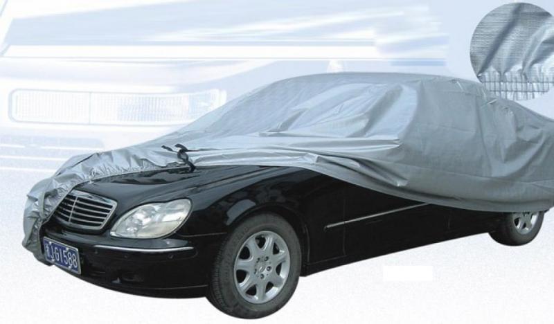 Всесезонный чехол-тент на автомобиль